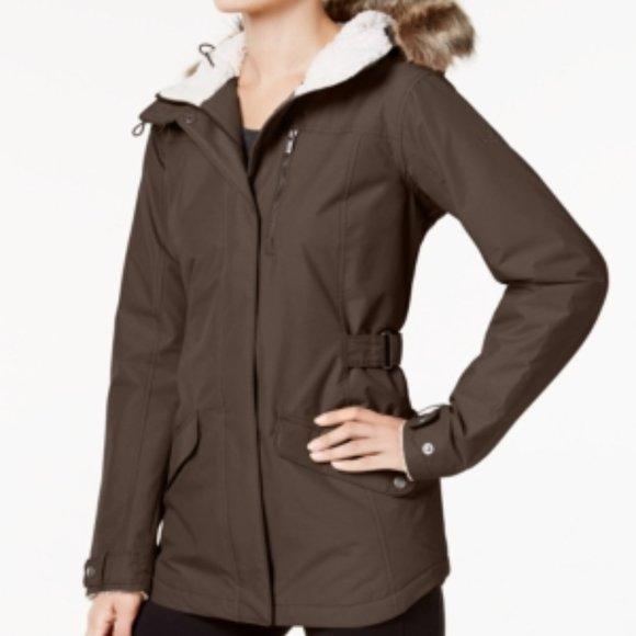 Penns Creek™ Faux-Fur-Trimmed Jacket SP
